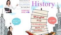 shanghai ftz history